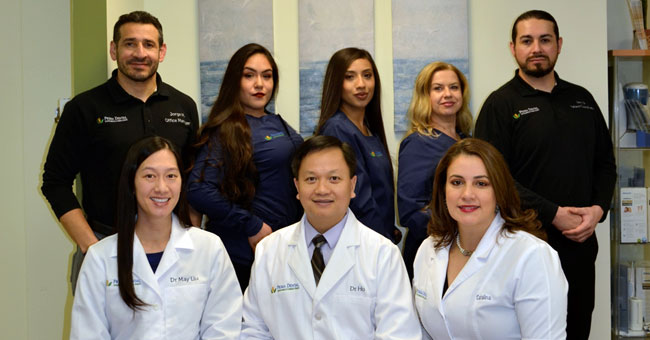 Meet The Team - Prima Dental, Redwood City